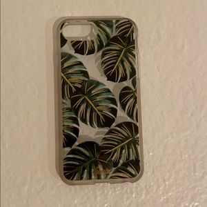 Tropical iPhone 8 sonix case